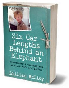 Six Car Lengths Behind an Elephant book cover